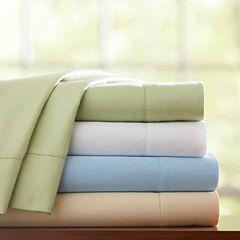 Pointehaven 800 TC Cotton Pillow Case Set