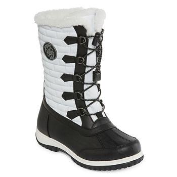 c79948c6d3f Women s Black Boots - Shop JCPenney