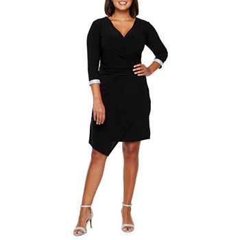 CLEARANCE Wrap Dresses Dresses for Women - JCPenney 24b15b04e