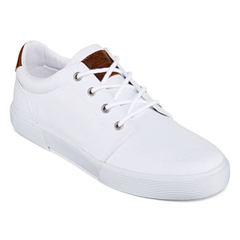 523d1494e33d0 St. John s Bay White All Men s Shoes for Shoes - JCPenney