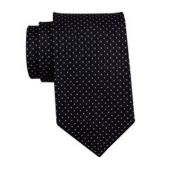 Collection by Michael Strahan Textured Silk Tie - Extra Long