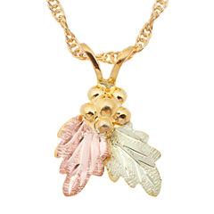 Black Hills Gold Black Hills Gold Landstroms Womens 10K Gold Pendant Necklace