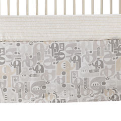 Living Textiles Naturi Crib Bedding Set