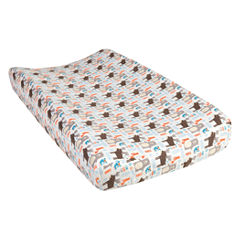 Trend Lab Scandi Forest Changing Pad Cover