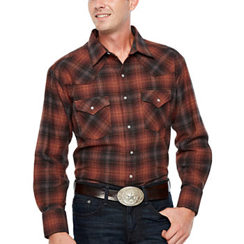 20cd55b5f3 Ely Cattleman Shirts for Men - JCPenney