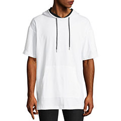 Akademiks Short Sleeve Hooded Neck T-Shirt