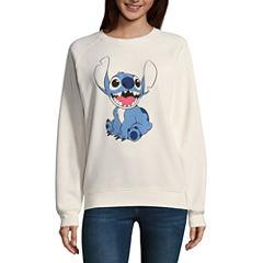 Stitch Soft Sweatshirt-Juniors
