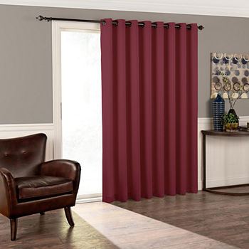 84 Inch Door Panel Curtains Red Door Curtains For Window Jcpenney