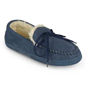 deals   promotions. Mens Slippers  Moccasin   House Slippers for Men   JCPenney