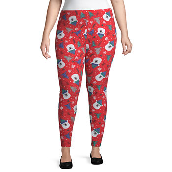 dd9a7f26212 CLEARANCE Red Pants for Women - JCPenney