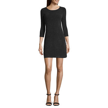 Party Black Dresses For Juniors Jcpenney