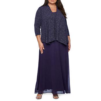 Plus Size Purple Dresses For Women Jcpenney