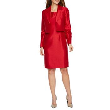 Le Suit Red Suits Suit Separates For Women Jcpenney