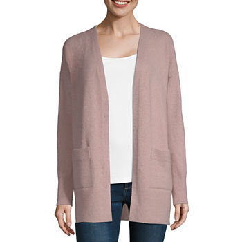2a9870cbbc8 Misses Size V Neck Sweaters & Cardigans for Women - JCPenney