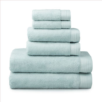 Welhome Madison 6-pc. Bath Towel Set