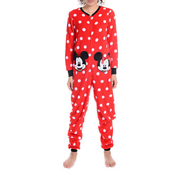 10eef20a98 Disney Long Sleeve Pajamas   Robes for Women - JCPenney