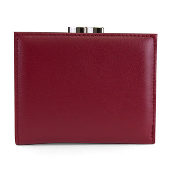 Mundi French Leather Coin Purse
