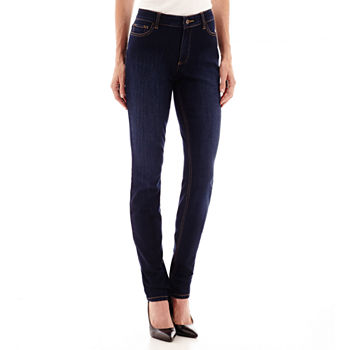 6a22b7eeb97f9 Misses Long Size Jeans for Women - JCPenney
