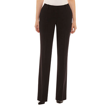 Worthington Curvy Perfect Trouser Curvy Fit Bootcut Trouser