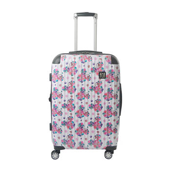 Ful Disney Minnie Mouse 25 Inch Hardside Lightweight Luggage