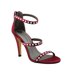 Michael Antonio Roped Womens Heeled Sandals