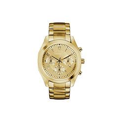 Caravelle Womens Gold Tone Bracelet Watch-44l238