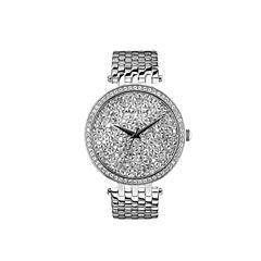 Caravelle Womens Silver Tone Bracelet Watch-43l206