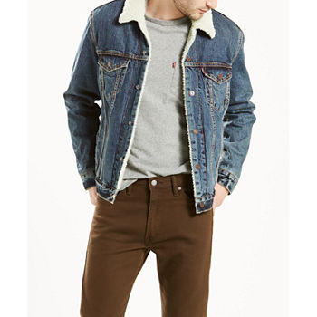 fa217ae183655 Levi s Denim Jackets for Men - JCPenney