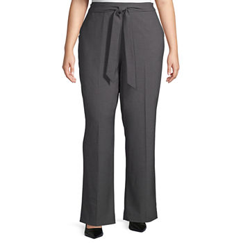 7d614c0bb8a CLEARANCE Plus Size Pants for Women - JCPenney