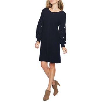 0bc8a12d85 CLEARANCE Long Sleeve Dresses for Women - JCPenney
