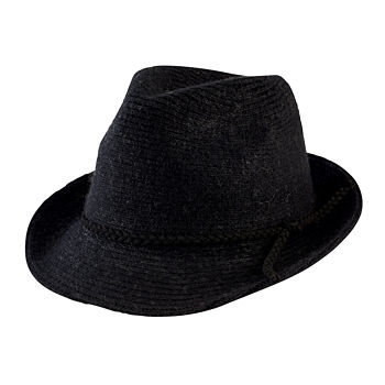 eed1bce8cacb7 Adult Fedoras Hats for Handbags   Accessories - JCPenney