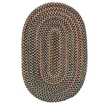 ideas rug braided oval design rugs home
