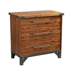INK+IVY Lancaster 3-Drawer Dresser