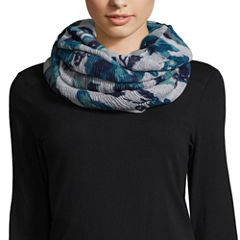 Mixit Infinity Floral Scarf