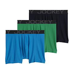 Jockey 3-pc. Boxer Briefs