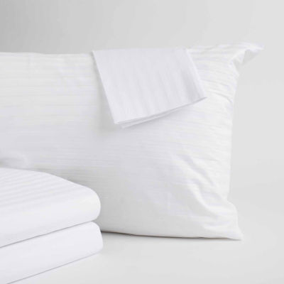 premium hotel allergy pillow protectors dust mite u0026 bed bug free 300 thread count zippered pillow covers 2 pack