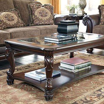 Signature Design By Ashley Norcastle Coffee Table