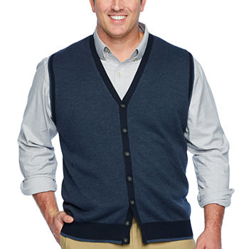 b135a5f9a Sweater Vests Sweaters for Men - JCPenney