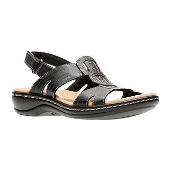 56581be4e80ec2 Clarks Women s Sandals   Flip Flops for Shoes - JCPenney