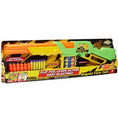 Buzz Bee Toys Air Warriors Rapid Fire Tek 13-pc. Toy Playset - Unisex