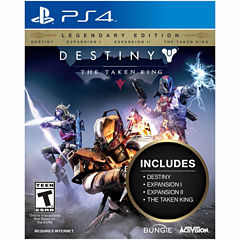 Destiny Taken King Legend Video Game-Playstation 4