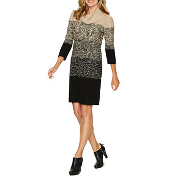f08a3d04c88 CLEARANCE Sweater Dresses Dresses for Women - JCPenney