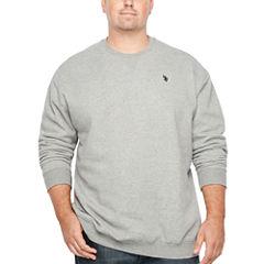 Us Polo Assn. Long Sleeve Sweatshirt Big and Tall