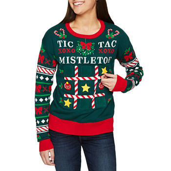 05589abdef039 Holiday Christmas Sweaters for Women - JCPenney