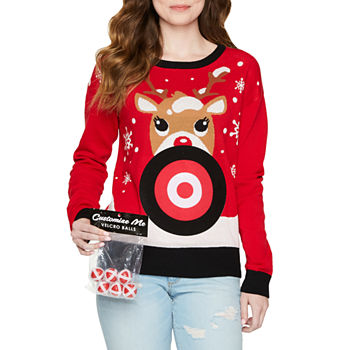 christmas sweaters ugly tacky xmas sweaters jcpenney - Jcpenney Christmas Sweaters
