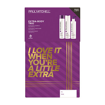 Paul Mitchell Extra-Body Trio 3-pc. Value Set - 28.7 oz.