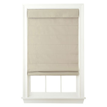 Home Expressions Dover Cordless Roman Shade - FREE SWATCH