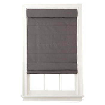 Roman Shades Gray Blinds Amp Shades For Window Jcpenney