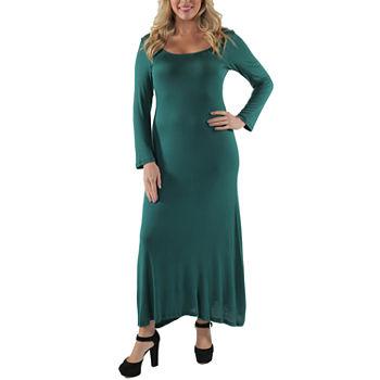 8dddf151adf0 Plus Size Maxi Dresses - Shop JCPenney