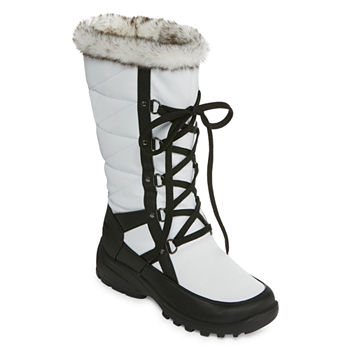 871d2b4d6 Boots White Closeouts for Clearance - JCPenney